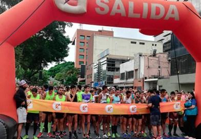 En el día de las Madres Whinton Palma y Ana Castillo primeros en 10K Gatorade