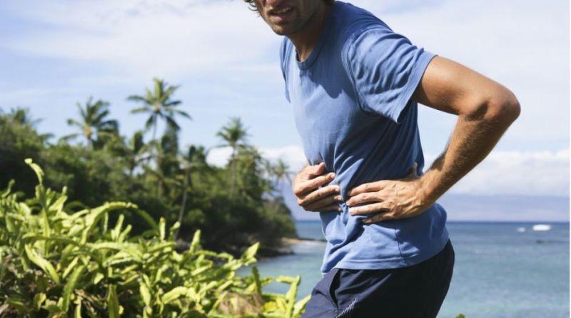 Es normal que al rematar en competencia pueda presentarse un malestar estomacal