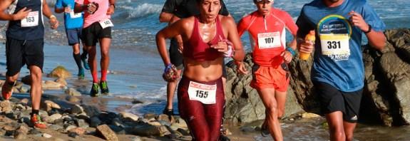 Durante el día, los competidores desafiaron dos distancias: 12K y 21 kilómetros/Retos.info