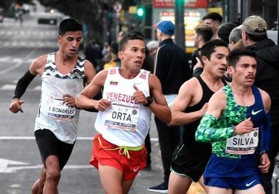 Luis Orta, el mejor maratonista de Venezuela en la actualidad/maratondebuenosaires.com