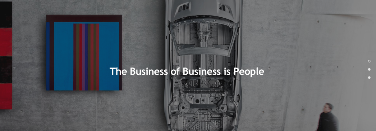 The Business of Business is People