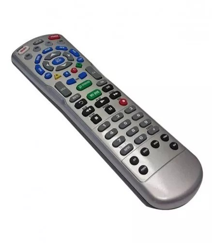 Manufacturer Code List Remote Control