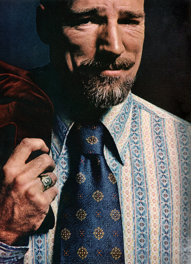Esquire 1971 vintage menswear