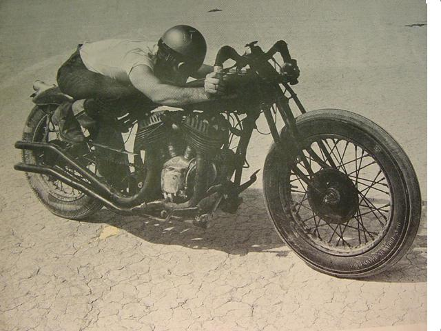"""Mad Max Bubeck on his famous & record setting Indian """"Chout""""."""