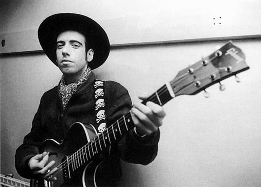 Mick Jones of The Clash