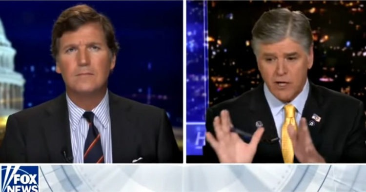 Tucker Beats Hannity as No. 1 Fox Prime Time Show for ...