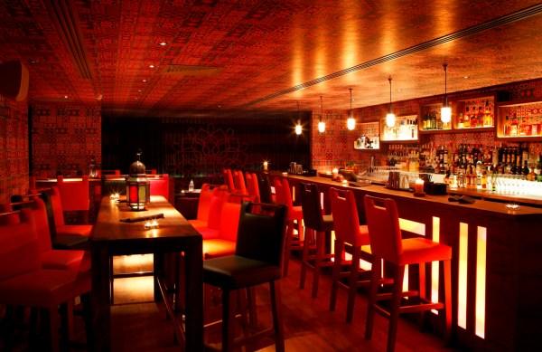 Restaurant Bar Interior Design