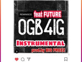 Instrumental + Hook: Reminisce ft Future - OGB4IG [prod.by Big Frozz]