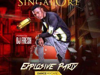 DJ Mix: Dj Fresh – Singapore Explosive Party Dance Mix