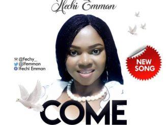 Download Gospel Music: Ifechi Emman - Come Holy Spirit