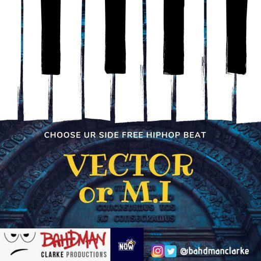 Rap Freebeat Vector Or M.I (Prod By Bahdman)