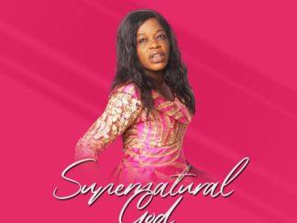Jessica David - Supernatural God