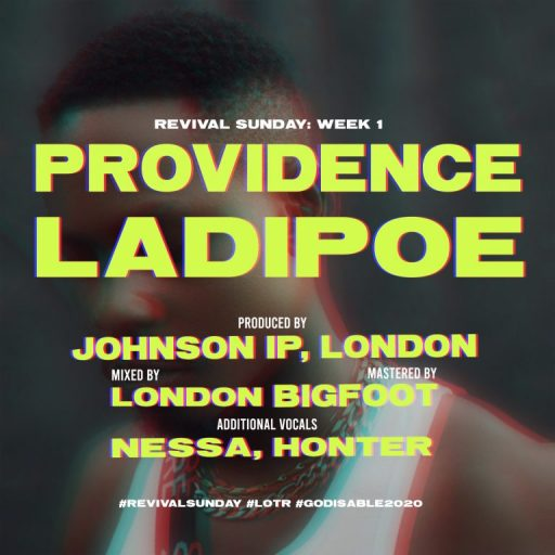 LadiPoe – Providence