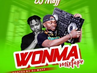 Download DJ Mix: DJ Maff - Wonma Mixtape