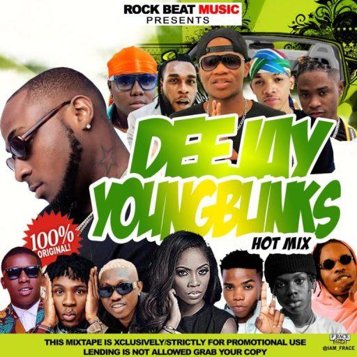 Dj Mix: DJ Youngblinks – Hot Mix Vol 4
