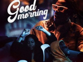Music: Stonebwoy ft. Chivv, Spanker – Good Morning