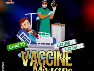 Dj Mix: Dj Yorgzy [the scarf dj] - The Vaccine Mixtape