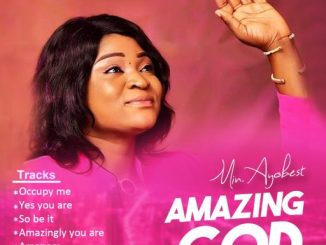 Gospel Album: Ayobest - Amazing God