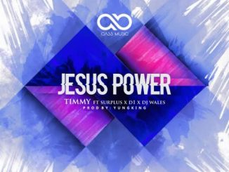 "Audio Timmy – ""Jesus Power"""