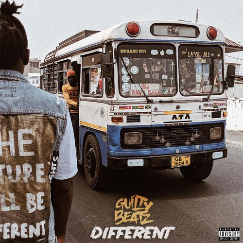 EP: GuiltyBeatz - Different