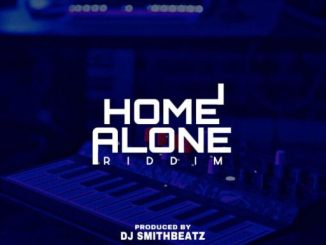 FREEBEAT DJ SmithBeatz - Home Alone Riddim