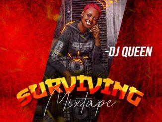 DJ MX: DJ QUEEN - SURVIVING MIXTAPE