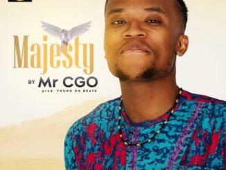 Gospel Music: Mr. C.G.O - Majesty (Young OG Beats)
