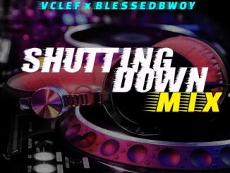 Download Dj Mix: Djhalladmoney - Shutting Down Mix