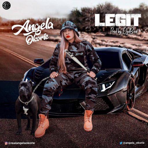 Music: Angela Okorie - Legit