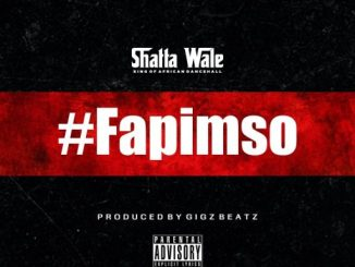 Music: Shatta Wale – Fapimso