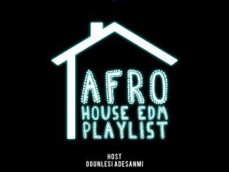 DJ MIX: OGUNLESI ADESANMI - AFRO HOUSE EDM PLAYLIST