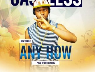 Music: Caseless - Any How