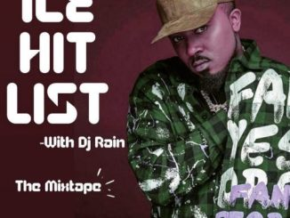 Dj Mix: DJ Rain – Ice Hit List (Best Of Ice Prince)