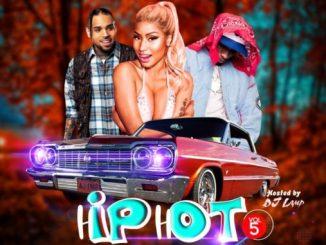 Dj Mix: DJ Lamp – Hip Hot Mixtape (Vol.5)