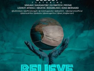 Music: Godboy ft All Stars - BELIEVE