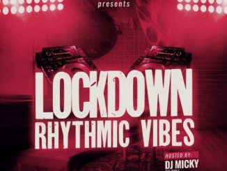DJ MIX: DJ MICKY - LOCKDOWN RHYTHMIC VIBES