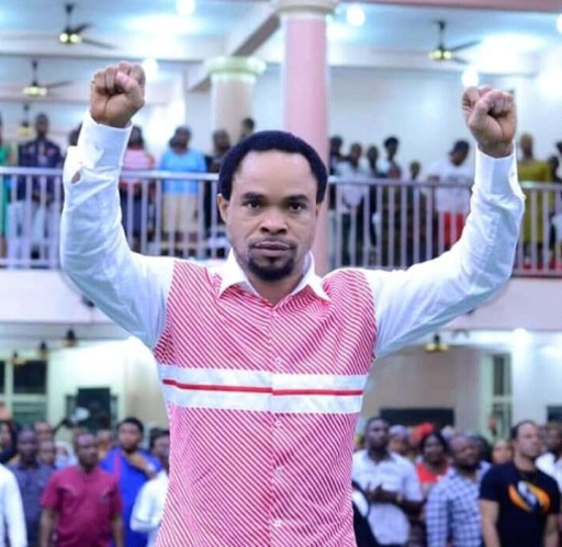 Prophet Chukwuemeka Odumeje