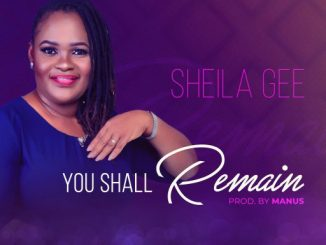 Download Gospel Music: Sheila Gee – You Shall Remain