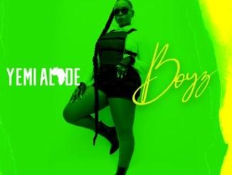 Music: Yemi Alade – Boyz