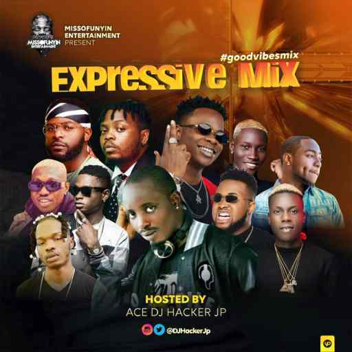 Dj Mix: Ace DJ Hacker Jp - Expressive Mix