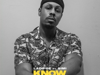 Ladipoe – Know You