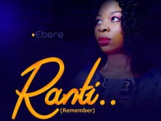Ranti (Remember) - Ebere Art
