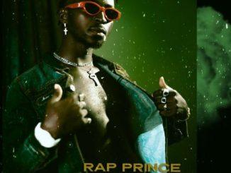 Rap Prince - Omo Yen (Mixed by Kiel Tee)-art