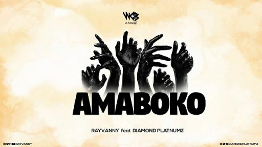 Rayvanny Ft Diamond Platnumz – Amaboko