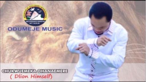 Gospel Music: Prophet Chukwuemeka Odumeje - Ebube Is Available