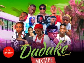 Dj Mix: Sayflexxyblog x Superstar DJ Virtuous - Duduke Mixtape (June Edition)