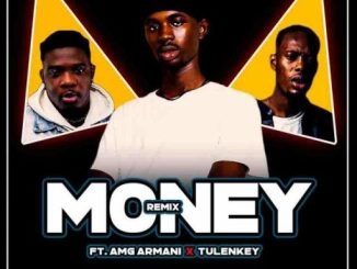Black Sherif Ft Amg Armani, Tulenkey – Money (Remix)