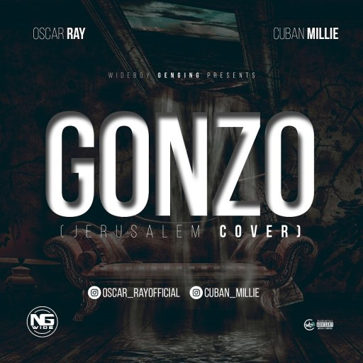 Download Music: Oscar Ray X Cuban Millie – Gonzo (Jerusalema Cover)