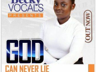 Becky Vocals - God Can Never Lie (Art cover)
