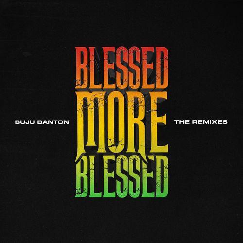 Music: Buju Banton ft. Patoranking – Blessed (Remix)